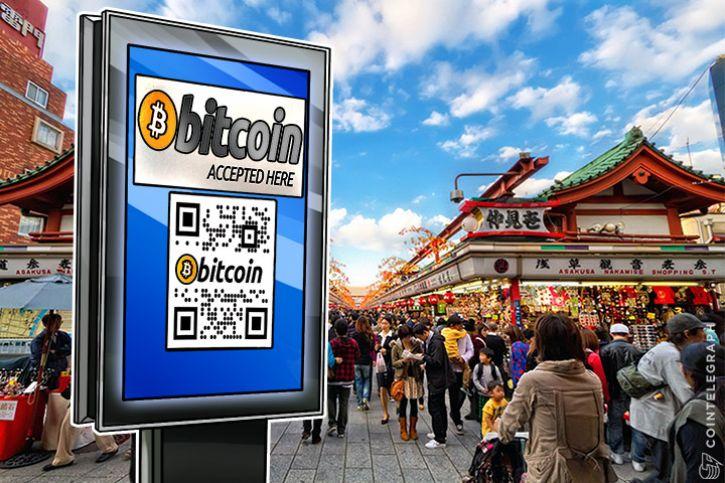 Razmah Bitcoina na Japonskem: štirikraten porast trgovcev v enem letu