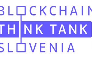 logo blockchain think tank slovenia 2 31