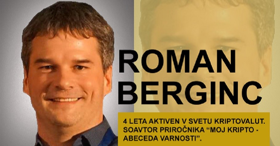 Roman Berginc - Štiri kriptodelavnice Romana Berginca