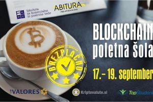 poletna sola 300x200 - Poletna šola z eno od najbolj vročih tematik ta hip – Blockchain
