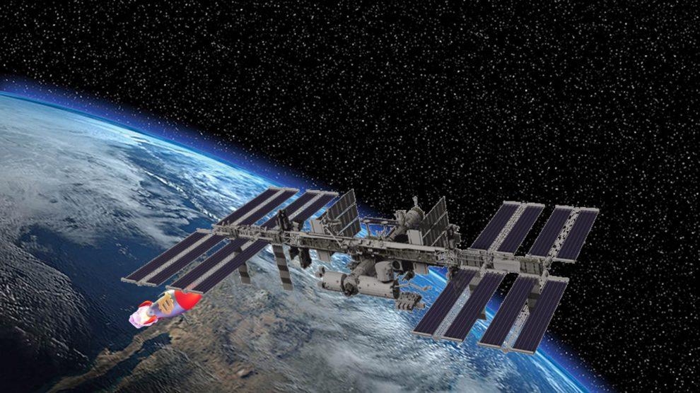SpaceChain 990x556 - SpaceChain postavil prvo bitcoin vozlišče na mednarodni vesoljski postaji