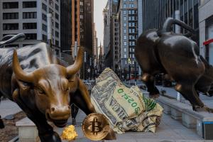 bitcoin 300x200 - Bitcoin: Wall Street išče nove uporabnosti, vlagateljem je dosti ena