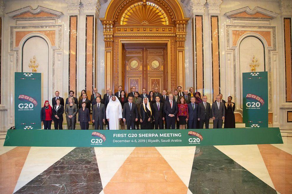 1280px G20 Saudi Arabia 2020 First Sherpa Meeting