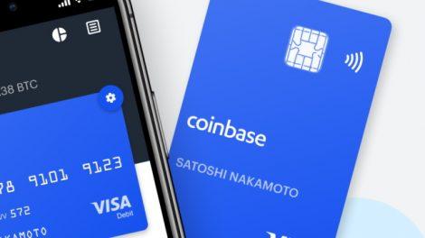 coinbase visa