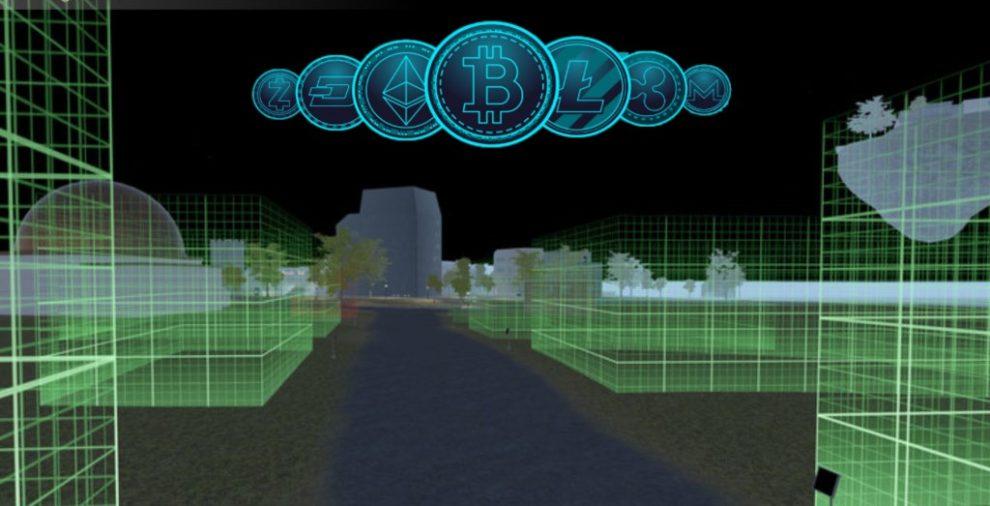 virtual land crypto gamers