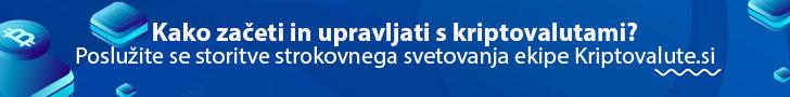 Strokovno svetovanje Kriptovalute.si